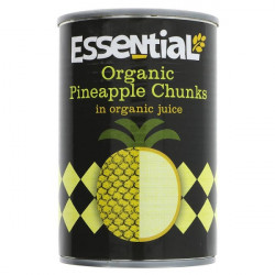 PINEAPPLE CHUNKS in JUICE (Essential) 400g