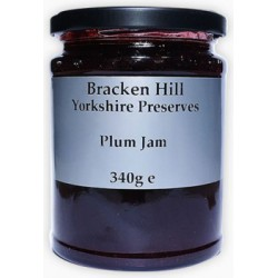 PLUM JAM (Bracken Hill) 340g