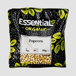 POPPING CORN (Essential) 500g