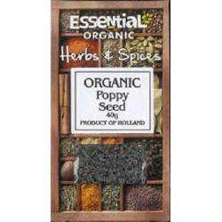 POPPY SEEDS (Essential) 50g