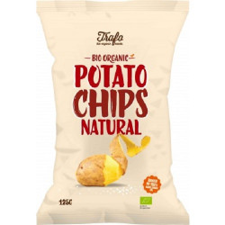 CRISPS - SALTED (Trafo) 125g