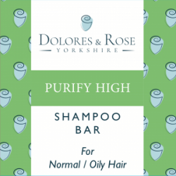 PURIFY HIGH SHAMPOO BAR (Dolores & Rose)