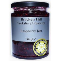RASPBERRY JAM (Bracken Hill) 340g