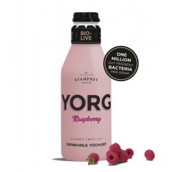 YORG - NATURAL RASPBERRY (Stamfrey Farm) 500ml