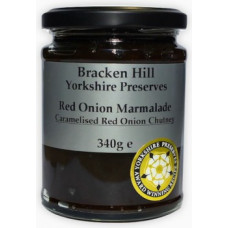 RED ONION MARMALADE (Bracken Hill) 340g