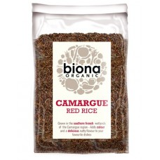 RICE - RED CAMARGUE (Biona) 500g