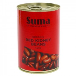RED KIDNEY BEANS (Suma) 400g