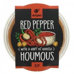 RED PEPPER HUMMUS (Delphi) 170g