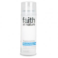 REPLENISHING MOISTURISING CREAM (Faith in Nature) 50ml