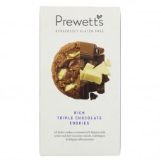 QUADRUPLE CHOCOLATE COOKIE (Prewett's) 150g