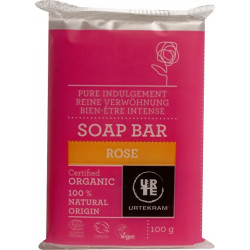 SOAP - ROSE (Urtekram) 100g