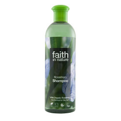 SHAMPOO - ROSEMARY (Faith in Nature) 400ml