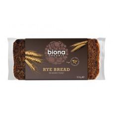 RYE BREAD (Biona) 500g
