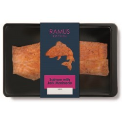 SCOTTISH SALMON WITH JERK (Ramus) 240g