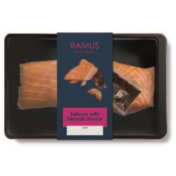 SCOTTISH SALMON WITH TERIYAKI (Ramus) 240g