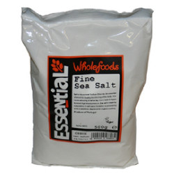 SEA SALT - FINE (Essential) 500g