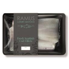 SCOTTISH COD FILLETS (Ramus) 240g