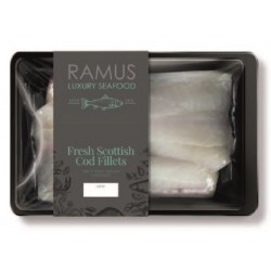 SCOTTISH COD FILLETS (Ramus) 240g