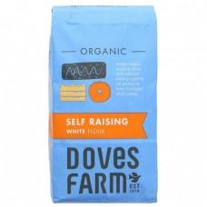 SELF-RAISING WHITE FLOUR (Dove's Farm) 1kg