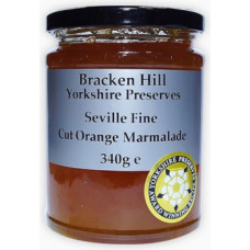 SEVILLE THICK CUT MARMALADE (Bracken Hill) 340g