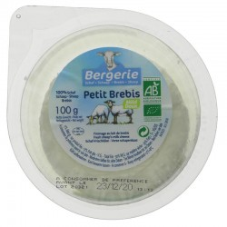 SHEEP'S CHEESE (Bergerie) 100g