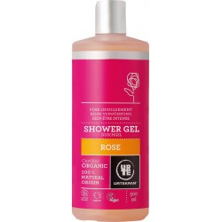 SHOWER GEL - ROSE (Urtekram) 500ml