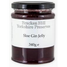 SLOE GIN JELLY (Bracken Hill) 340g
