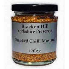 SMOKED CHILLI MUSTARD (Bracken Hill)