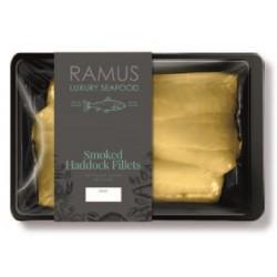 SMOKED HADDOCK FILLETS (Ramus) 200g