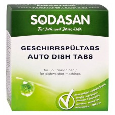 DISHWASHER TABLETS (Ecoleaf) x25