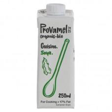 SOYA SINGLE CREAM (Provamel) 250ml