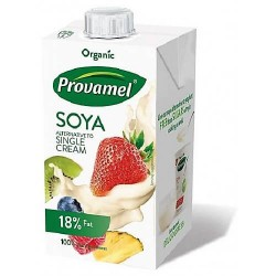 SOYA SINGLE CREAM (Provamel) 250ml