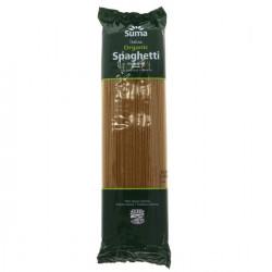 SPAGHETTI - WHOLEWHEAT (Suma) 500g