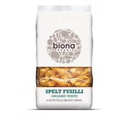 SPELT FUSILLI - WHITE (Biona) 500g