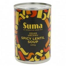 SPICY LENTIL SOUP (Suma) 400g