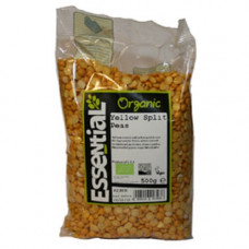 SPLIT PEAS - YELLOW (Essentail) 500g