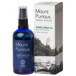 STARFLOWER OIL BODY MOISTURISER (Mount Purious.) 100ml