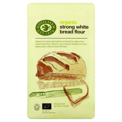 STRONG WHITE FLOUR (Dove's Farm) 1.5kg