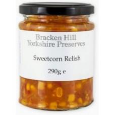 SWEETCORN RELISH (Bracken Hill) 290g