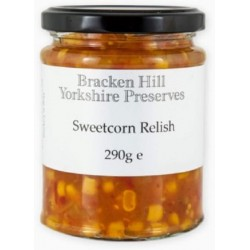 SWEETCORN RELISH (Bracken Hill) 290g