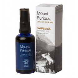 TAMANU MOISTURISER PLUS (Mount Purious.) 50ml