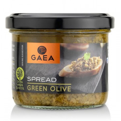 TAPENADE - GREEN OLIVE (Gaea)