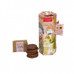 TEA & BISCUITS: CRANBERRY & DARJEELING (Arthouse Unlimited)