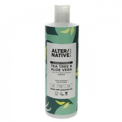 CONDITIONER - TEA TREE & ALOE (Alter/native) 400ml