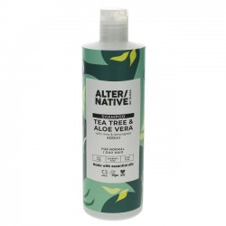 SHAMPOO - TEA TREE & ALOE (Alter/native) 400ml