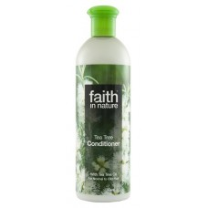 CONDITIONER - TEA TREE (Faith in Nature) 400ml
