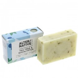 SOAP - TEA TREE & EUCALYPTUS (Alter/Native) 150g