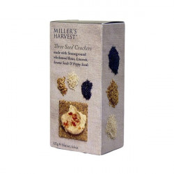 THREE SEED WAFER (Miller's) 125g