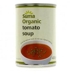 TOMATO SOUP (Suma) 400g