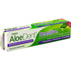 TOOTHPASTE - SENSITIVE (Aloe Dent) 100ml